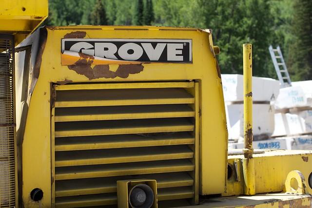 grove machine