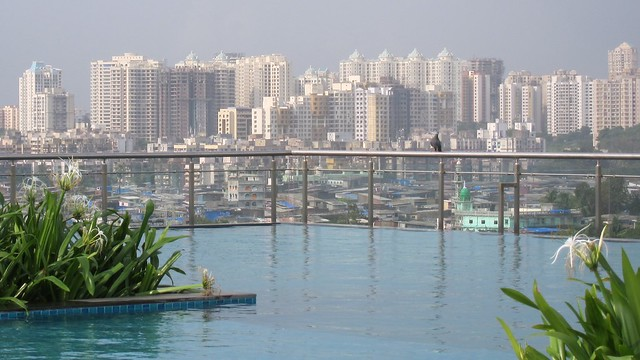 Mumbai view by CC user u07ch on Flickr