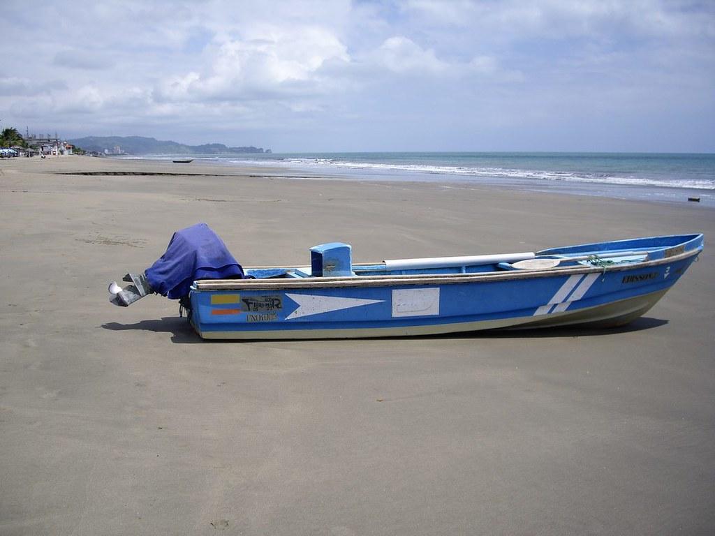 пляж Esmeraldas