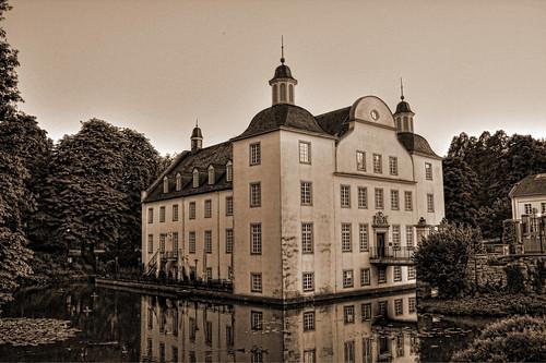 Essen - Schloss Borbeck 03