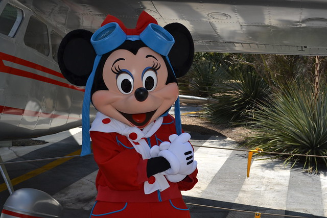 Minnie Mouse Aviator by Loren Javier on Flickr