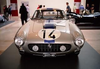 1961 Ferrari 250 GT Comp. / 61 SWB Berlinetta S/N 2689