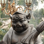 黄大仙廟 Wong Tai Sin Temple