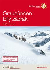 Graubünden: Bílý zázrak - zima 2011/12