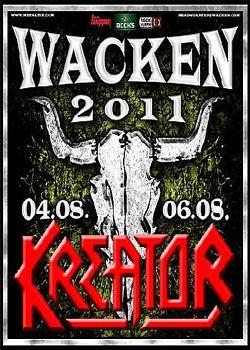 08-06-11 Kreator @ Wacken 2011
