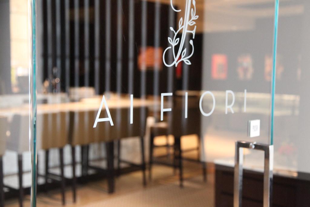 Ai Fiori Restaurant Entrance