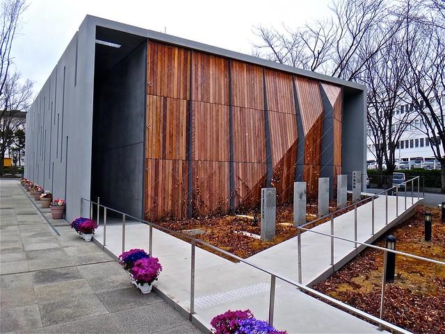 城西大学 水田美術館, Mizuta Museum of Art, Josai University, Saitama, Japan