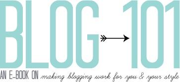 blogger 101