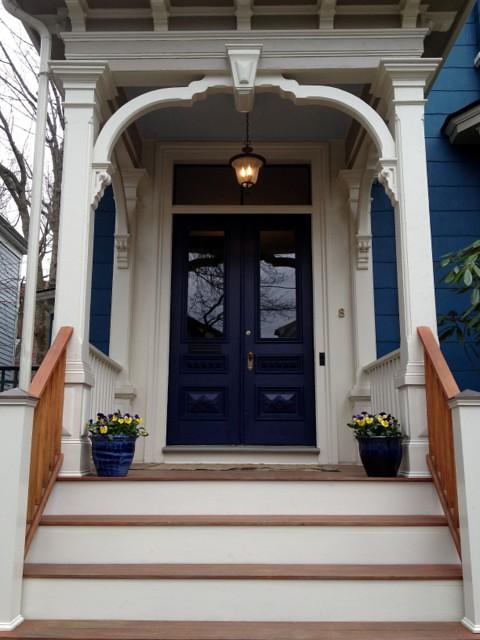 Agassiz - Mellen Street residence, Cambridge, MA