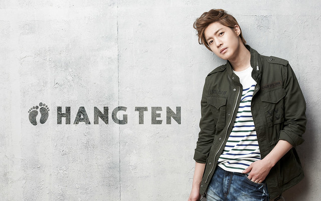 Kim Hyun Joong HangTen Spring and Summer 2012 Wallpapers