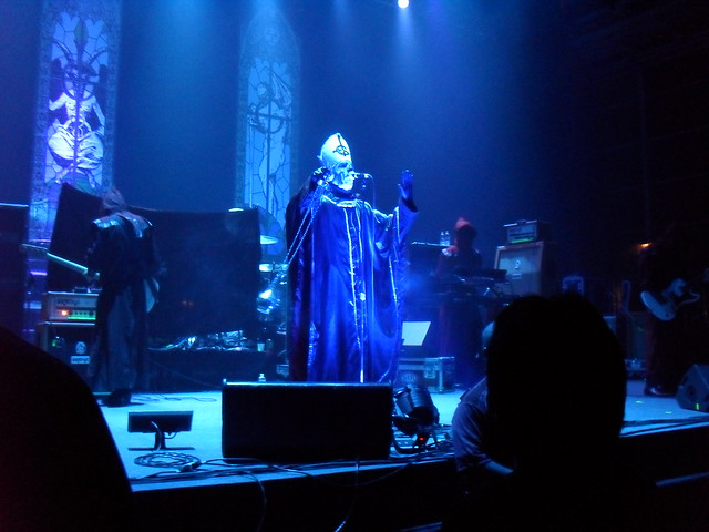Ghost at the Sony Centre, Toronto, April 7, 2012