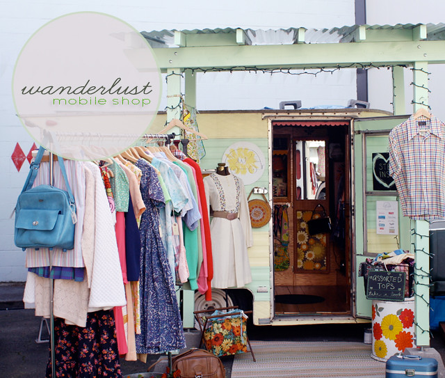 lodekka dress shop, wanderlust mobile shop1