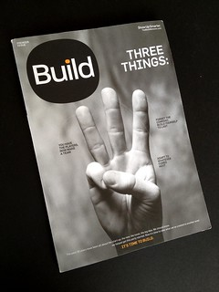 Build Magazine Illustrations: Cover