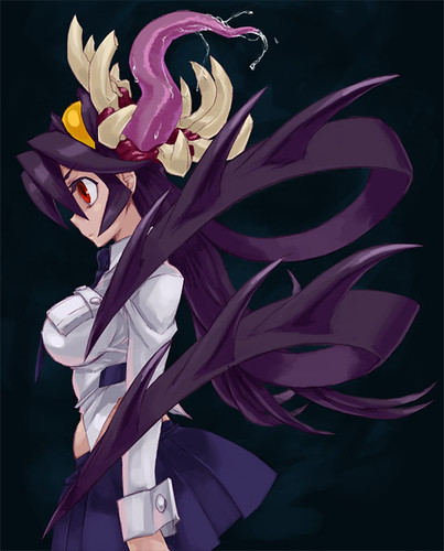 Skullgirls Fan Art by Kuroino