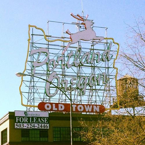 I love you, #Portland.