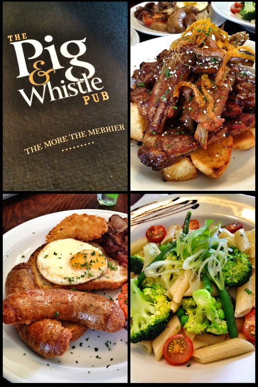 The Pig & Whistle Pub