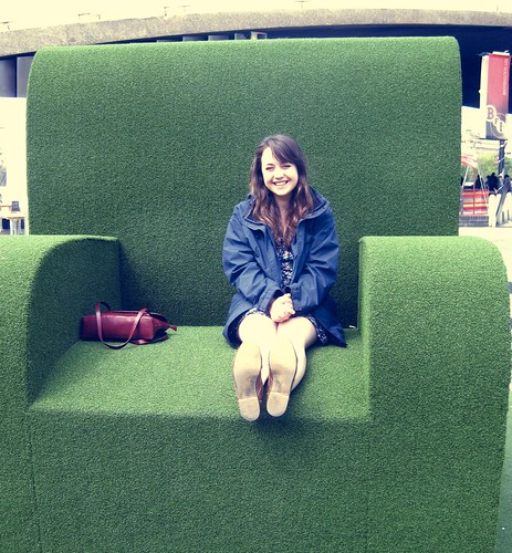 A Very Big Chair