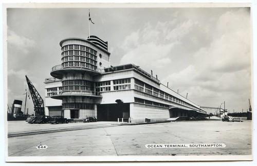 Ocean Terminal, Southampton, Hampshire