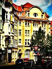 Buildings in #Eisenach.