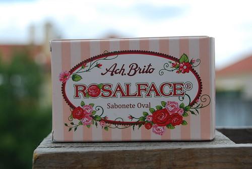 Sabonete Rosa Alface - Ach Brito by Coisas de Fazer - Handmade in Portugal