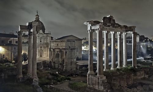 rome roma history night ruins centre centro explore musica archeology foriimperiali notturna nocturne notte campidoglio storia archeologia classica esplora musicaclassica