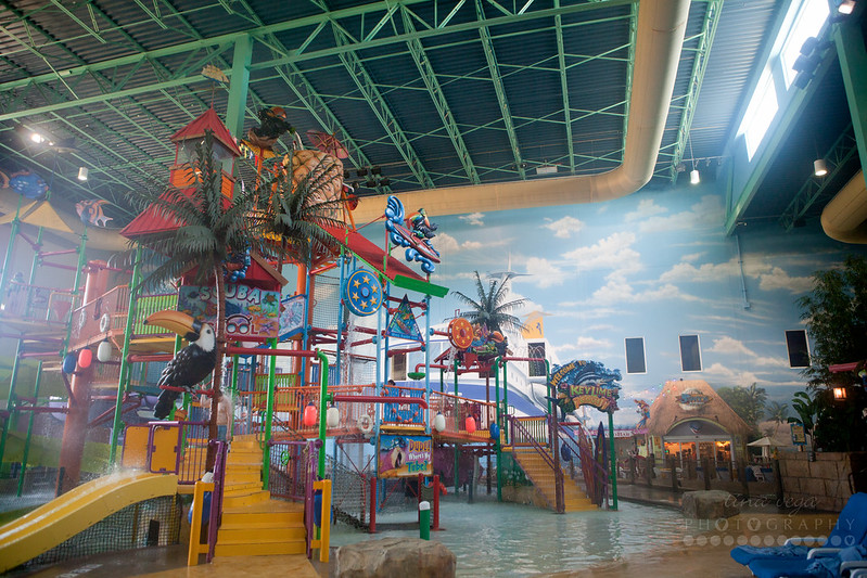 waterpark at Key Lime Cove