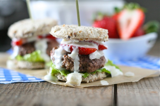 Summer Strawberry Sliders 3