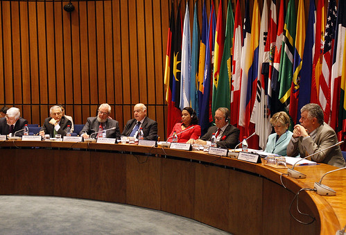 OAS Secretary General Participates in Meeting of the ECLAC Regional Coordination Mechanism