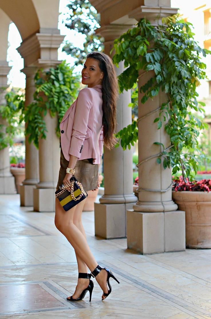DSC_1165 Pink zara blazer