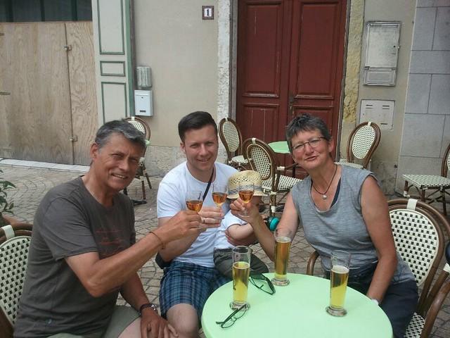 Armagnac en Guus