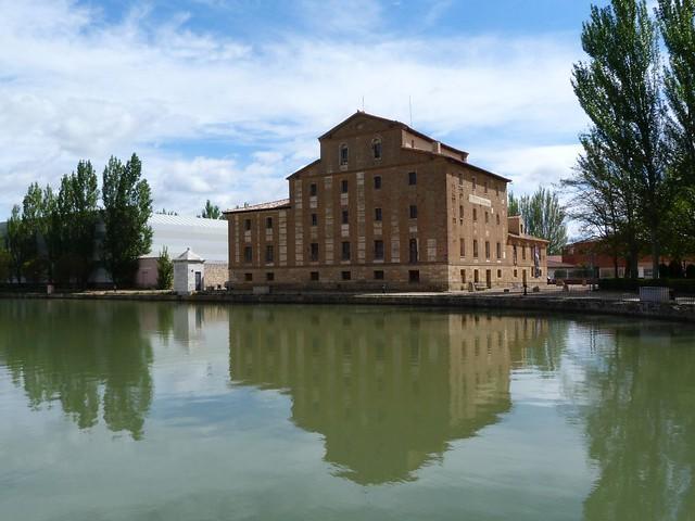 Harinas de San Antonio (Medina de Rioseco, Valladolid)