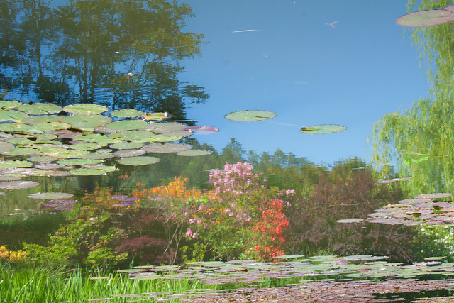 Water lillies, Giverny