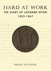 Diary of Leonard Wyon