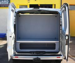Vivaro MTB Camper Van