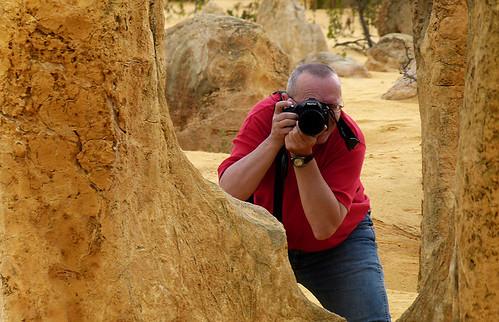 Vlastimil Tichý: Soukromí na cestách Austrálií mizí, vyhledávám odlehlejší přírodu