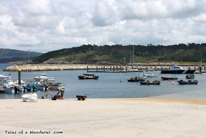 MUXÍA - Porto pesqueiro