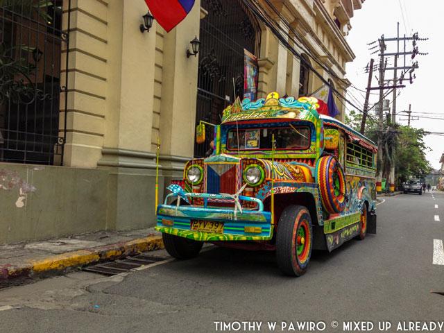 Asia - Philippines - Manila - Jeepney