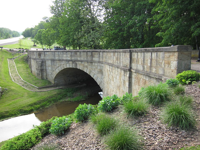 Fox Creek S Bridge