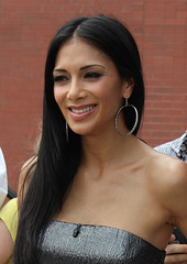 Nicole Scherzinger Twitter dress model