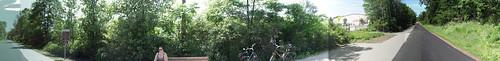 park new york england ny newyork canon branch central rail cne ridge poughkeepsie trail finepix fujifilm hopewell dutchess photostitch drt railtrail lagrange 2011 rombout xp10 drtp rte49 rte21 t2011 romboutridge m370381r