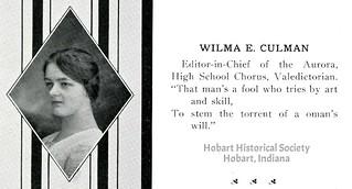 Wilma Cullman
