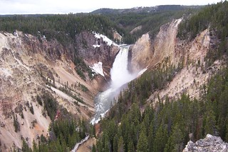 Yellowstone Waterfalls