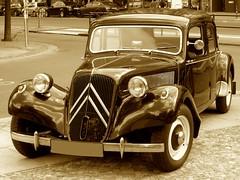 automobile, vehicle, automotive design, mid-size car, citroã«n traction avant, antique car, sedan, classic car, vintage car, land vehicle, luxury vehicle, motor vehicle, classic,