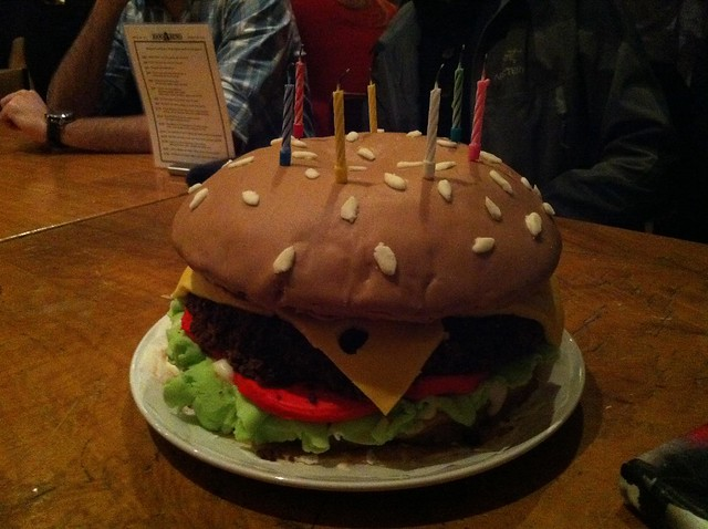 Homemade Birthday Cake For  Year Old Boy