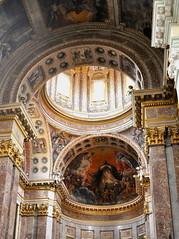 Bologna. Cupola della cappella di San Domenico.
