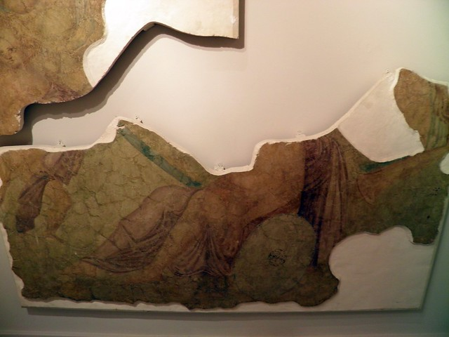 The Kingscote Wall Plaster, Corinium Museum (Cirencester)