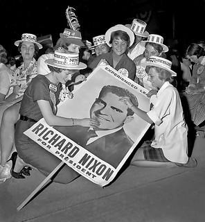 karma and Nixon