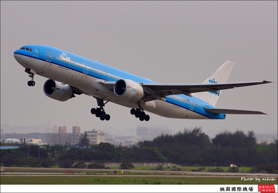 荷蘭航空PH-BQB客機004