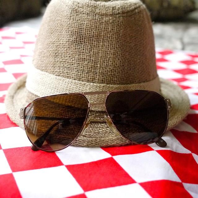 Lamy vintage sunglasses
