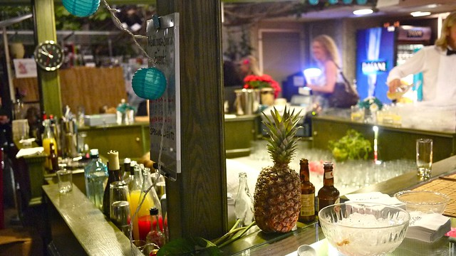 Swallow Tail Pop-up Tiki Party | Bloedel Floral Conservatory